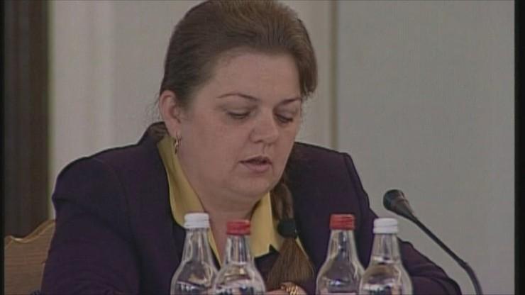 Renata Beger wraca. Założyła związek zawodowy