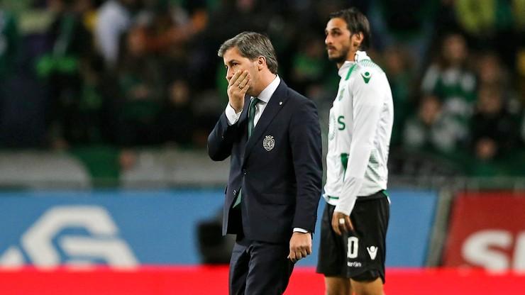 Były prezes Sportingu Lizbona zatrzymany!