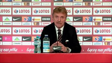 Boniek zabrał głos po przegranym Euro