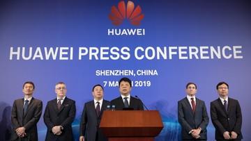 Chiński koncern Huawei pozwał Stany Zjednoczone