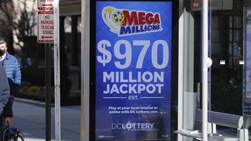 Wygrała na loterii miliard dolarów