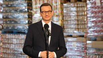 Premier: kupujmy polskie produkty u polskich producentów