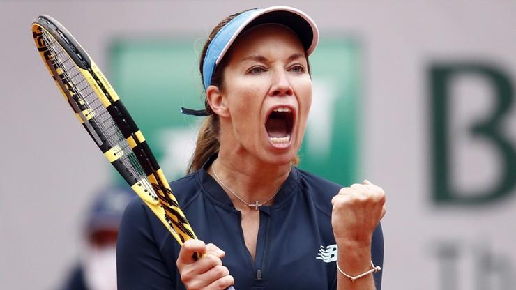French Open: Danielle Collins ostatnią ćwierćfinalistką