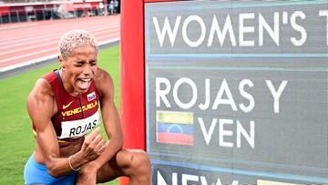 Tokio 2020: Wenezuelka ze złotem i rekordem świata