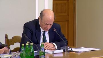 Wnioski o popełnienie przestępstwa przez Rostowskiego. Komisja ds. VAT podejmie w czwartek decyzję