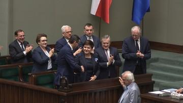 Sejm odrzucił wnioski o wotum nieufności wobec wicepremier Szydło i minister Rafalskiej