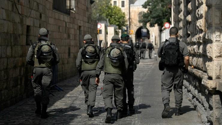 Starcia w Jerozolimie. Dwóch Palestyńczyków zabitych