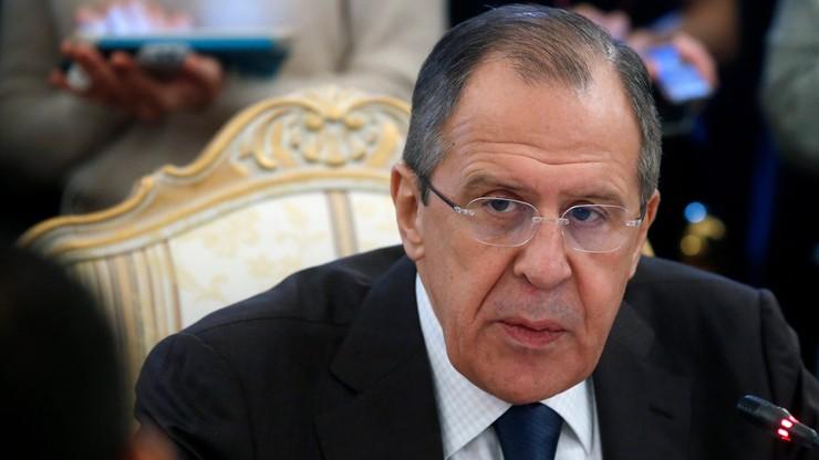 Ławrow: forum rosyjsko-arabskie poparło ustalenia w sprawie rozejmu w Syrii