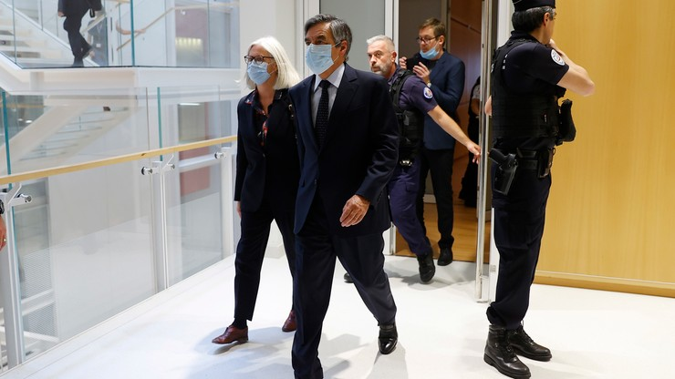 Francja: były premier Francois Fillon winny. Miał fikcyjnie zatrudniać żonę