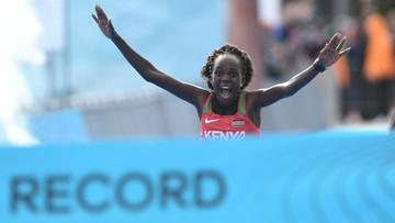 MŚ w półmaratonie: Triumf Kenijki Jepchirchir i Ugandyjczyka Kiplimo w Gdyni