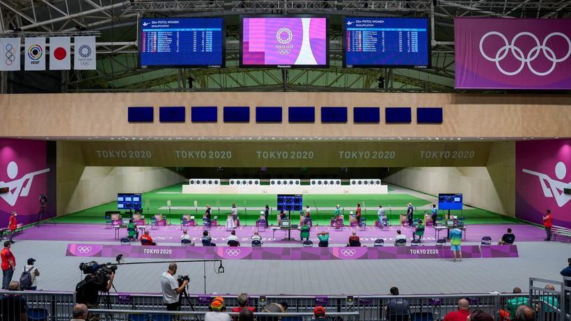 Tokio 2020: Witalina Bacaraszkina z drugim złotym medalem na igrzyskach
