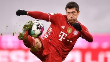 Piękny gol Lewandowskiego w meczu Bayern - Arminia (WIDEO)