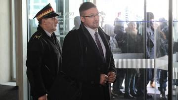 Sędzia Juszczyszyn opuścił Sejm. Nie pokazano mu list poparcia do KRS