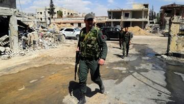 """Departament Stanu USA: Rosja i Syria """"czyszczą"""" miejsce ataku chemicznego w Dumie"""