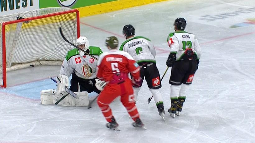 Hokejowa LM: Porażka JKH GKS Jastrzębie z HC Bolzano