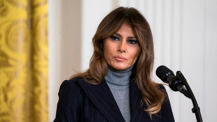 """Pierwsza dama USA przeszła operację. """"Zabieg się udał"""""""