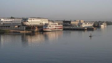 Koronawirus na wycieczkowcu na Nilu. 150 pasażerów objętych kwarantanną