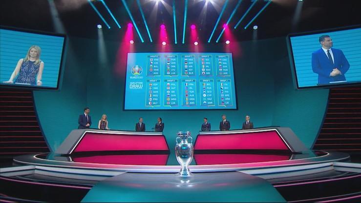 Austria, Izrael, Słowenia, Macedonia, Łotwa rywalami Polaków w eliminacjach Euro 2020