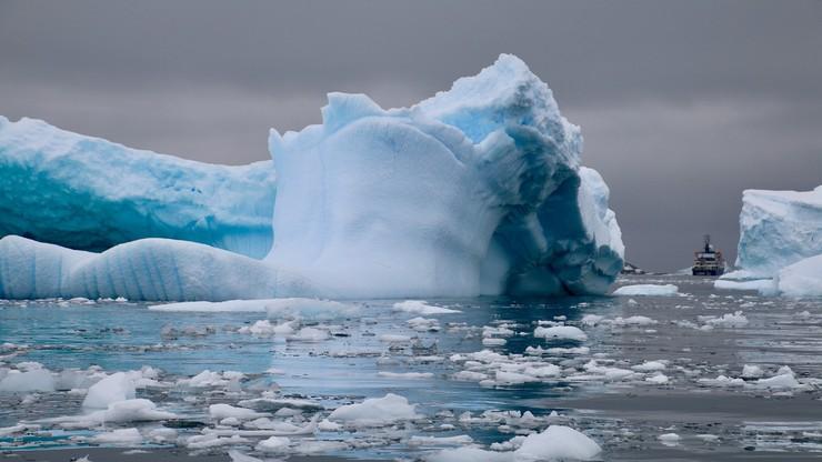 Gigantyczna góra lodowa oderwała się od Antarktydy. Największa od 50 lat