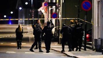 Atak w Norwegii. Nie żyje pięć osób
