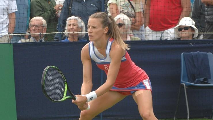WTA w Zhengzhou: Rosolska pokonana w ćwierćfinale debla