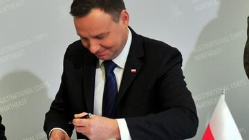 Ustawa o kwocie wolnej od podatku z podpisem prezydenta