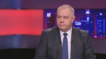 """""""Myślę, że Jarosław Kaczyński wie, jak było naprawdę"""". Sasin o aferze KNF"""