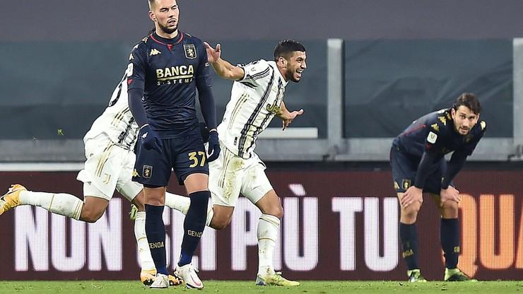 Puchar Włoch: Juventus w ćwierćfinale po dogrywce i golu debiutanta