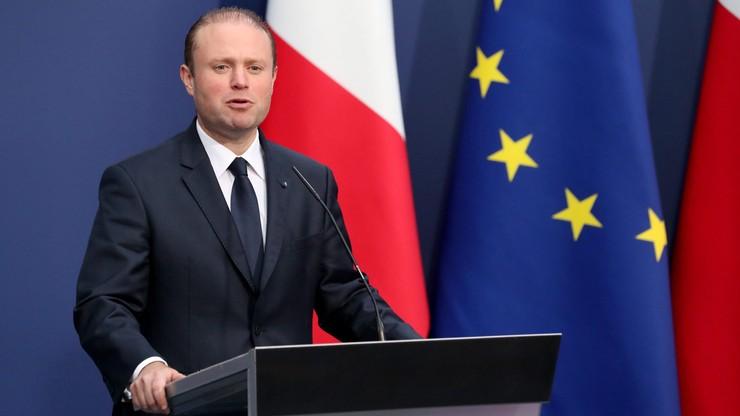 Premier Malty: Warunki Brexitu muszą być gorsze niż członkostwa w UE