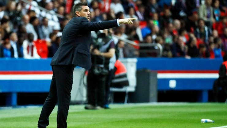 Ligue 1: Gourvennec znów trenerem Guingamp