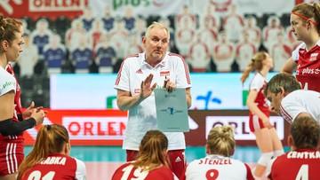 Kto w polskiej kadrze na Ligę Narodów siatkarek? Trener Nawrocki przed trudną decyzją