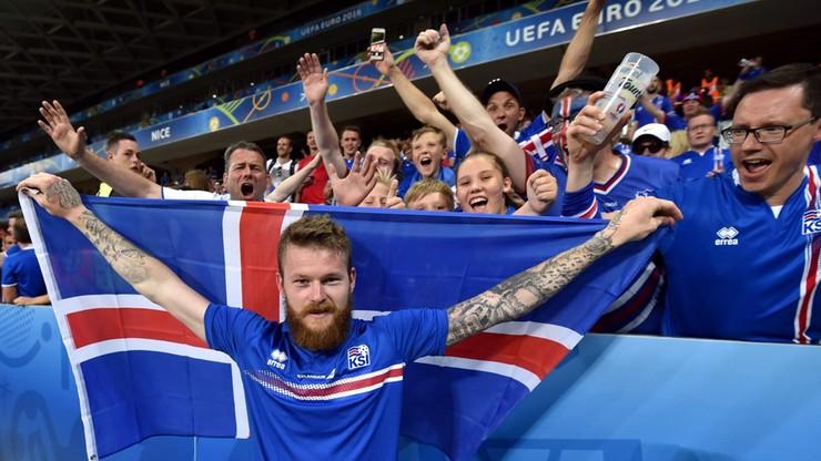 Francja - Islandia: Śmiercionośna broń Islandii? Auty!