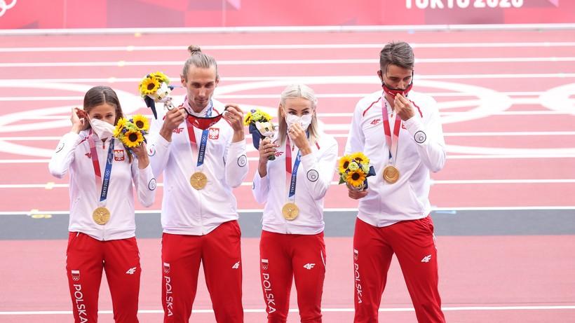 Tokio 2020: Zarobki polskich lekkoatletów. Ile zarobiła polska sztafeta na igrzyskach?