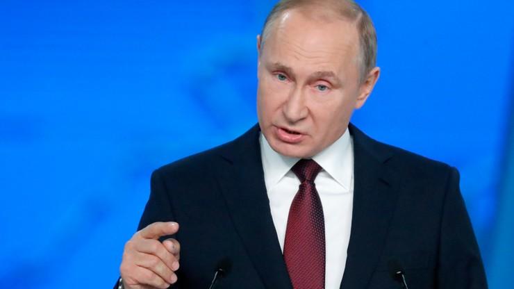 Putin: Rosja zareaguje, jeśli USA rozmieszczą rakiety w Europie. Jest odpowiedź NATO