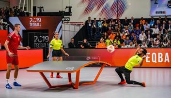 Teqball oficjalną dyscypliną medalową podczas Igrzysk Europejskich 2023 w Krakowie