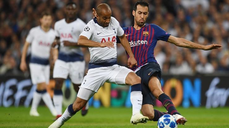 Liga Mistrzów: FC Barcelona - Tottenham. Transmisja w Polsacie Sport Premium 2