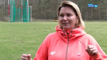 Malwina Sobierajska: Życiówki na igrzyskach będą spełnieniem marzeń