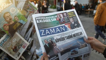 Turcja: duży prywatny dziennik już nie jest antyrządowy. Przejęła go władza