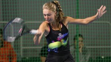 ITF w Charleston: Magdalena Fręch - Kristie Ahn. Relacja i wynik na żywo