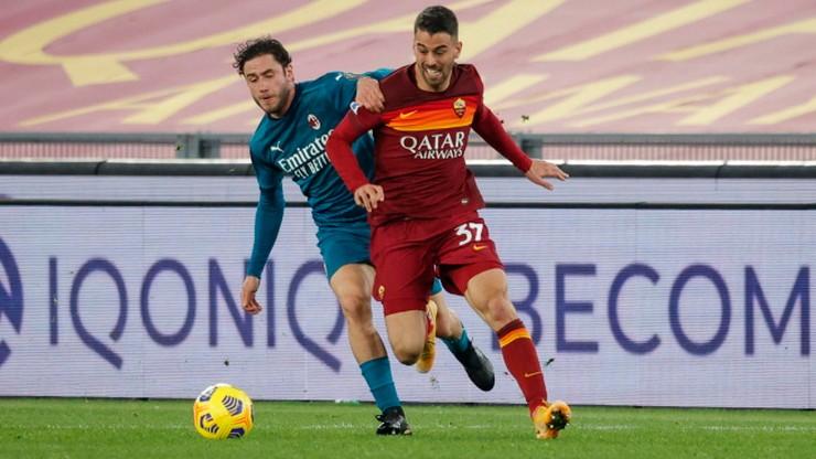 Serie A: Milan pokonał Romę w szlagierze kolejki!