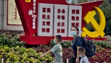 Nowa fala zakażeń w Chinach. Pekin oskarża Moskwę