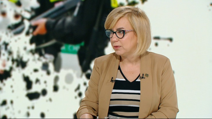 Transformacja energetyczna. Paulina Hennig-Kloska: to ostatni moment, aby uniknąć masowych zwolnień