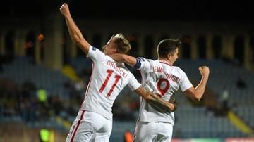 Skrót meczu Armenia - Polska