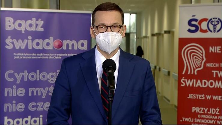 Światowy Dzień Walki z Rakiem. Premier o Krajowej Sieci Onkologicznej