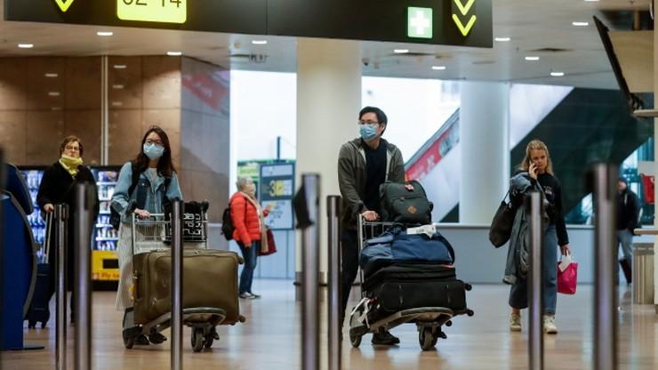 Chaos i kolejki na międzynarodowych lotniskach w USA