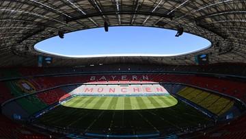 Euro 2020: Stadion na mecz Niemcy - Węgry podświetlony w kolorach tęczy?