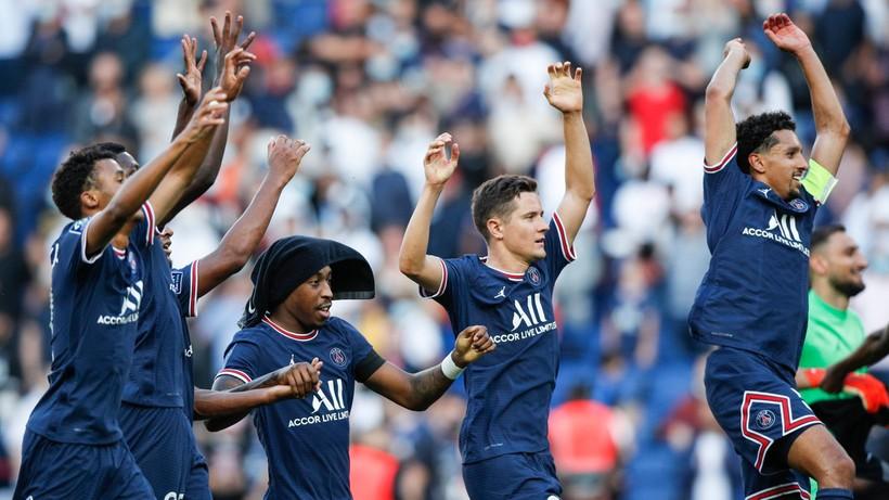 Ligue 1: PSG bez Messiego nie dał szans Clermont