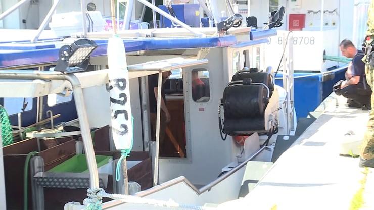 Akcja na Bałtyku. Zawieszono poszukiwania rybaka z duńskiego kutra