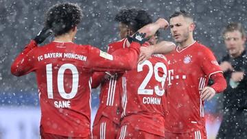 Bundesliga: Skromne zwycięstwo Bayernu w Berlinie. Lewandowski zmarnował karnego