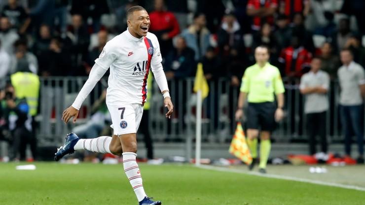Wysoka wygrana PSG z Nice mimo braku Neymara
